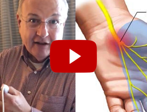 Dr. Bernard Filner MD reports on ML830®  treatment of Carpal Tunnel Syndrome